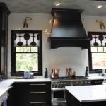 A Black & White Kitchen Success!