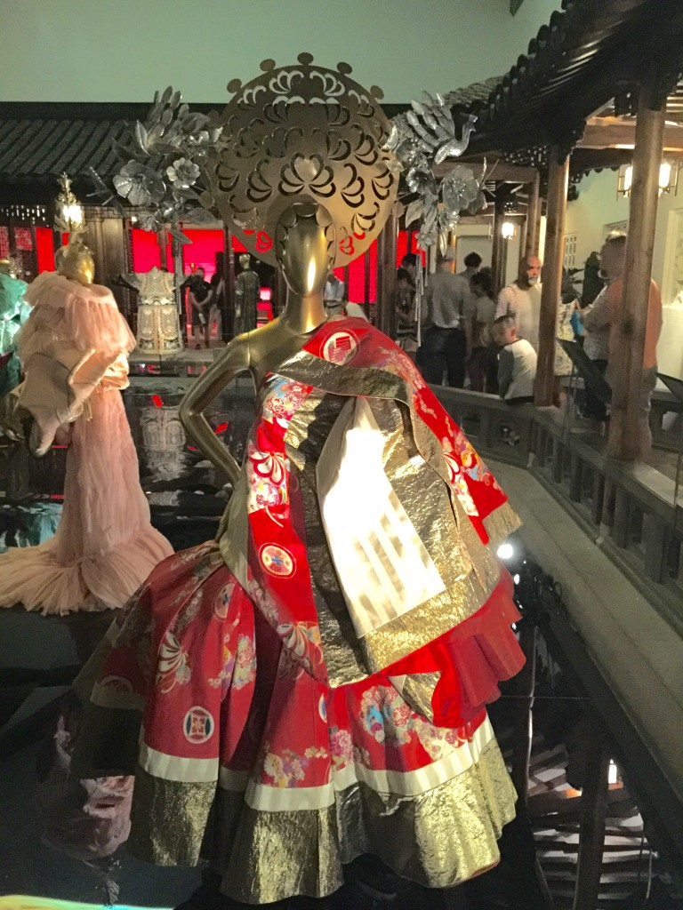 Christy Davis Interiors: Metropolitan Museum China Through the Looking Glass
