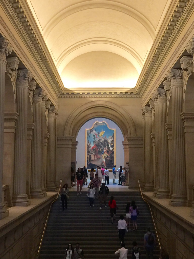 Christy Davis Interiors: A Day at the Met