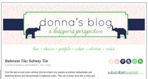 Christy Davis Interiors: Blog Manager