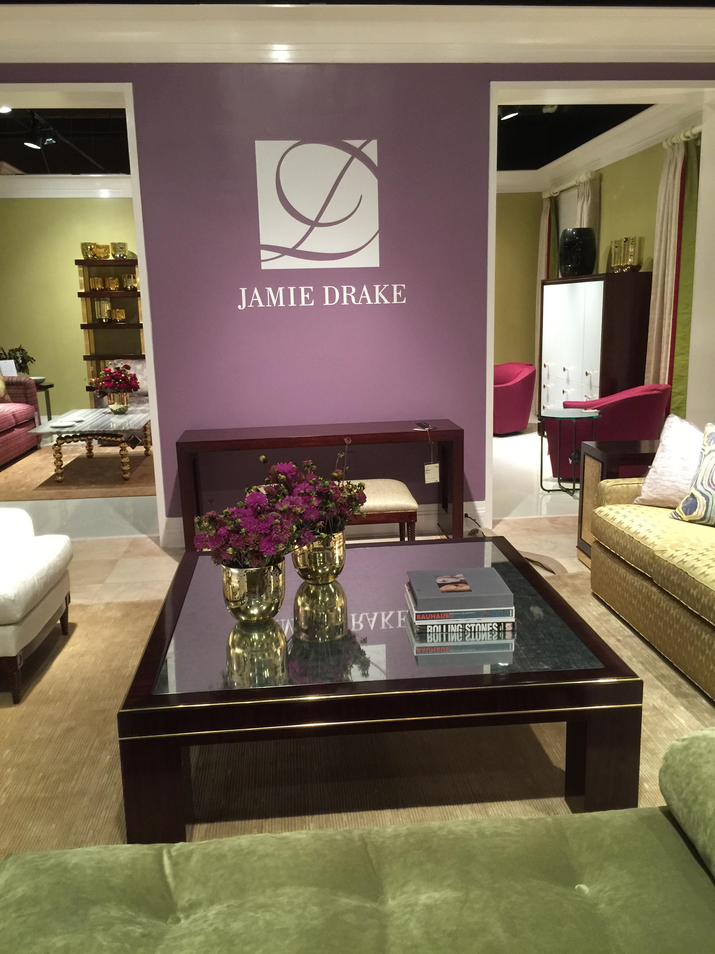 Christy Davis Interiors: Jamie Drake For Theodore Alexander