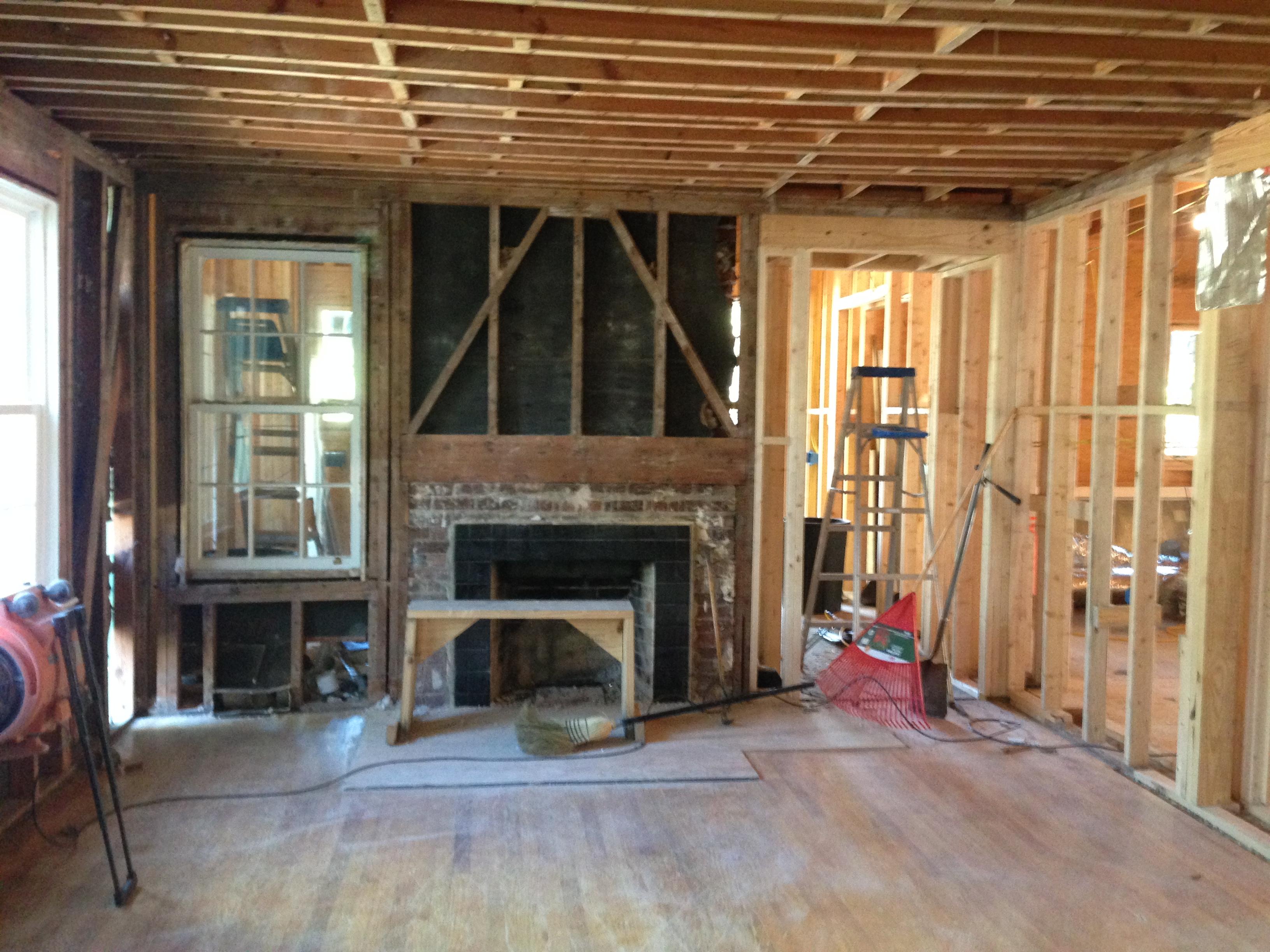 Christy Davis Interiors: home renovation dining room