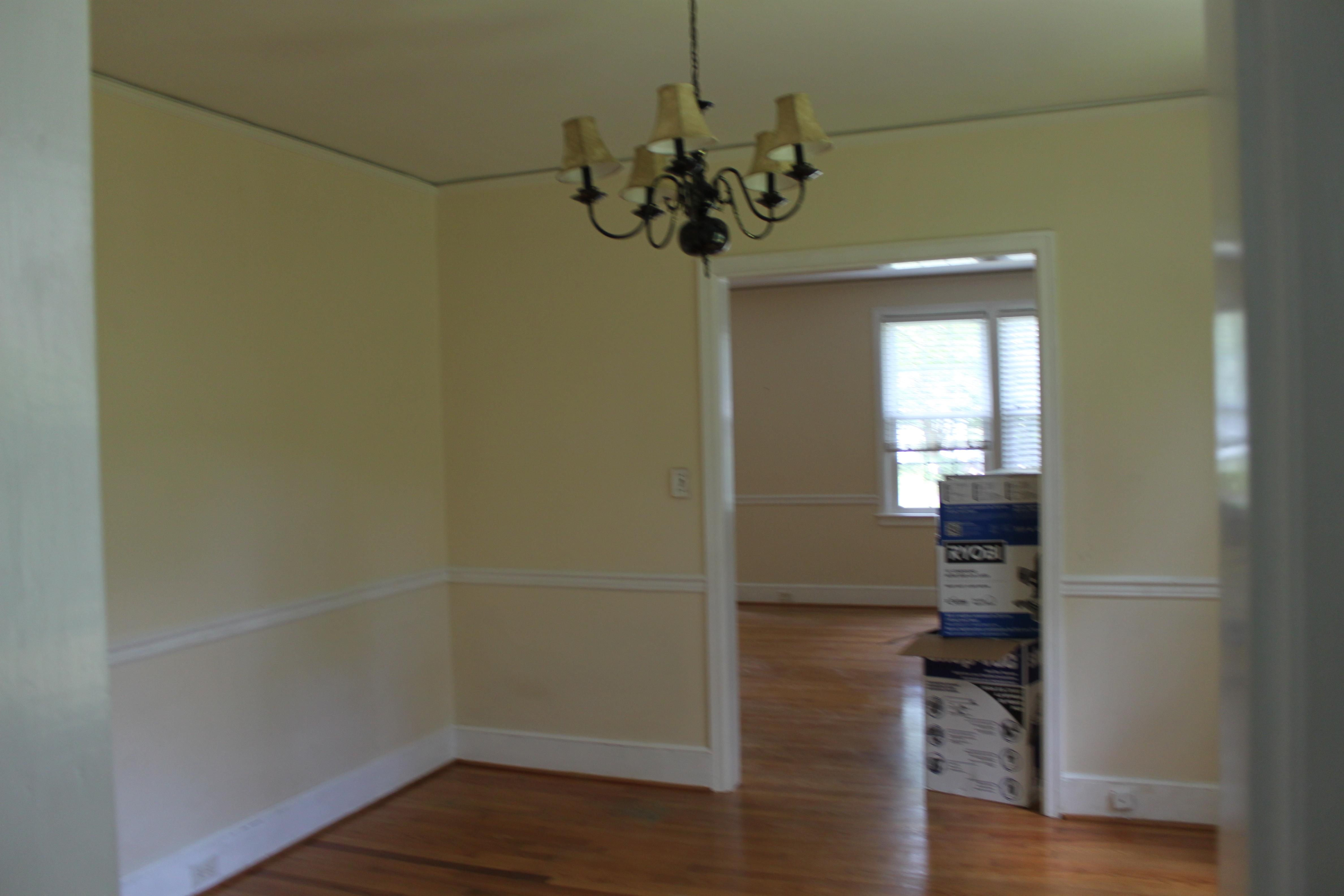 Christy Davis Interiors Home Renovations before