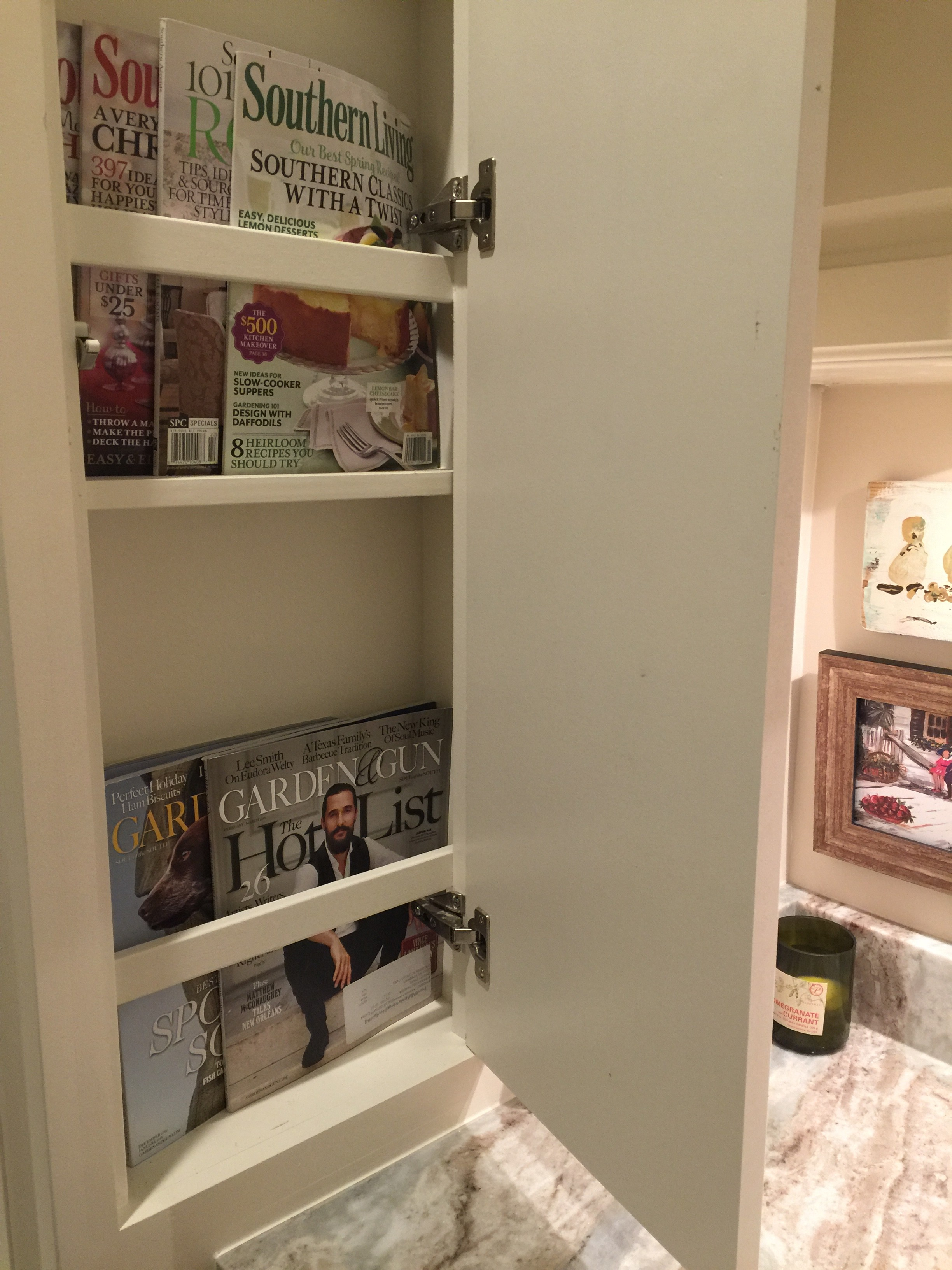 Christy Davis Interiors: Why I love my side entry cabinets